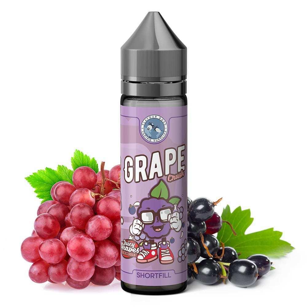 Flavour Boss Grape Crush Premium Liquid 50ml 0mg