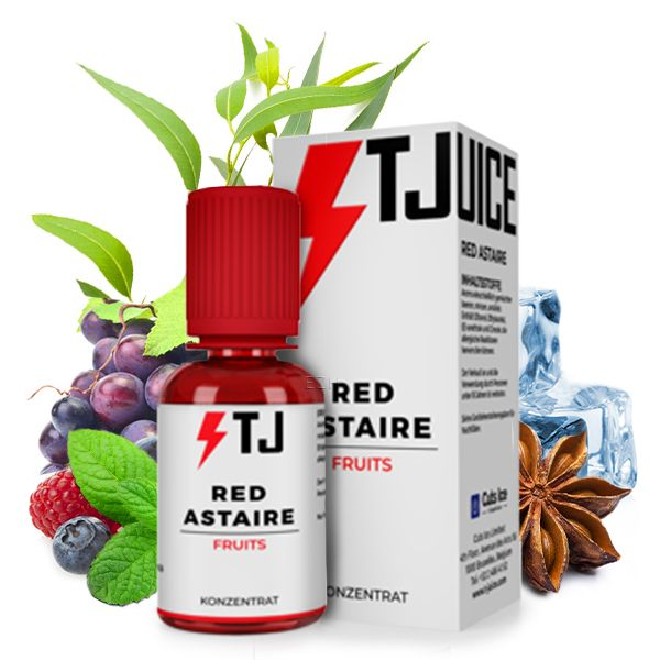 T-Juice Fruits Red Astaire Aroma 30ml