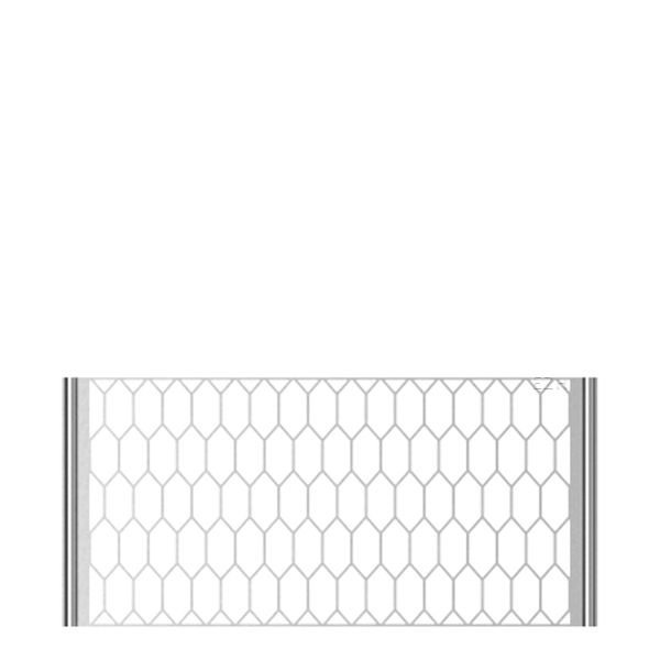 10 x Vapefly Siegfried RTA KA1 Grid Mesh Wire - M4