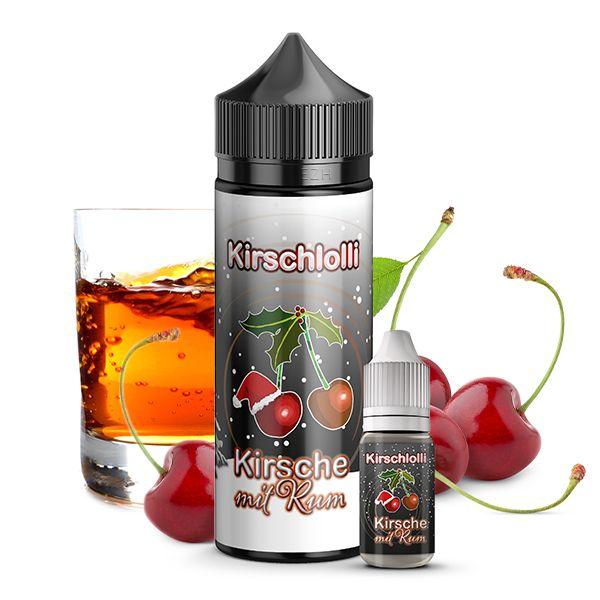 Kirschlolli Kirsche mit Rum Aroma 10ml