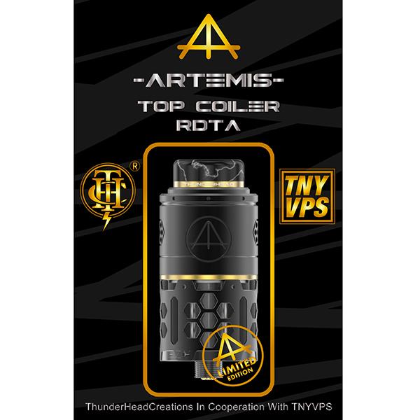 ThunderHead Creations Artemis RDTA Selbstwickler Tank Limited Edition