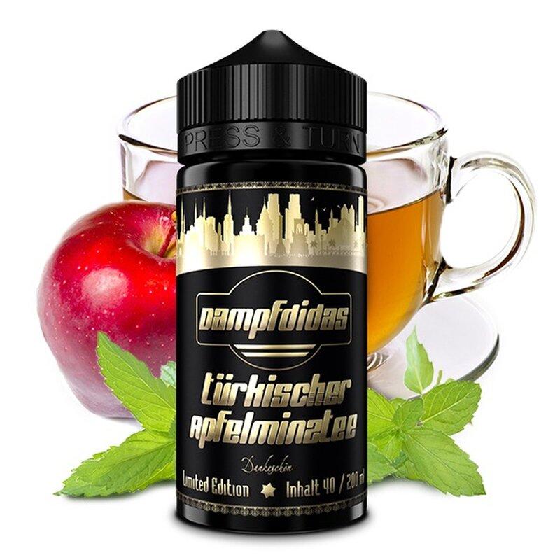 Dampfdidas Türkischer Apfel Minztee Limited Edition 40ml Aroma