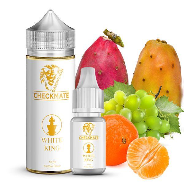 Dampflion Checkmate White King Aroma 10ml