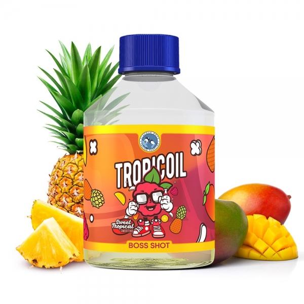 BOSS SHOT TROPICOIL 500ml by Flavour Boss