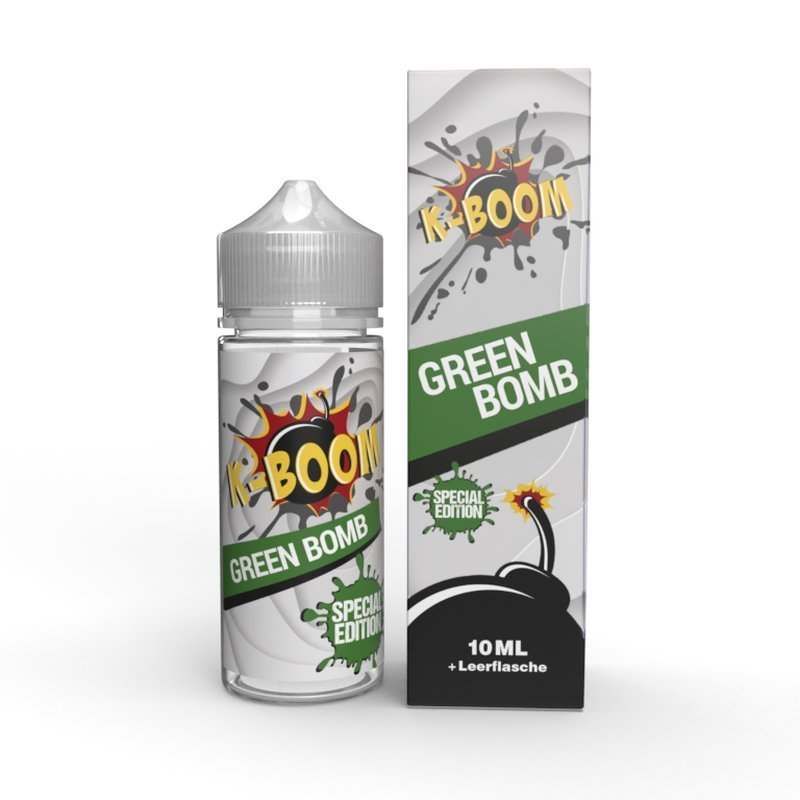 K-Boom Special Edition Green Bomb 2020