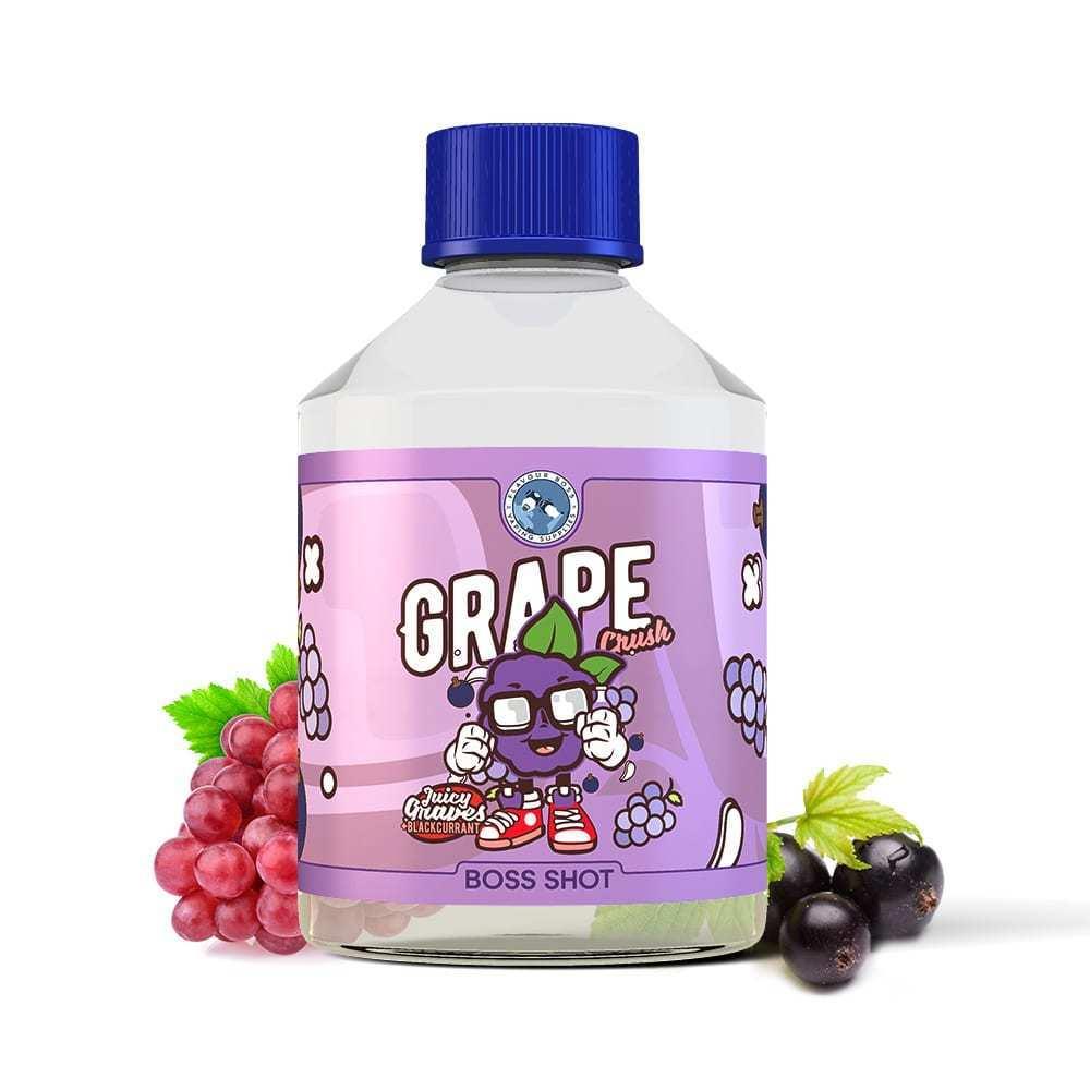 BOSS SHOT Grape Crush by Flavour Boss 250ml