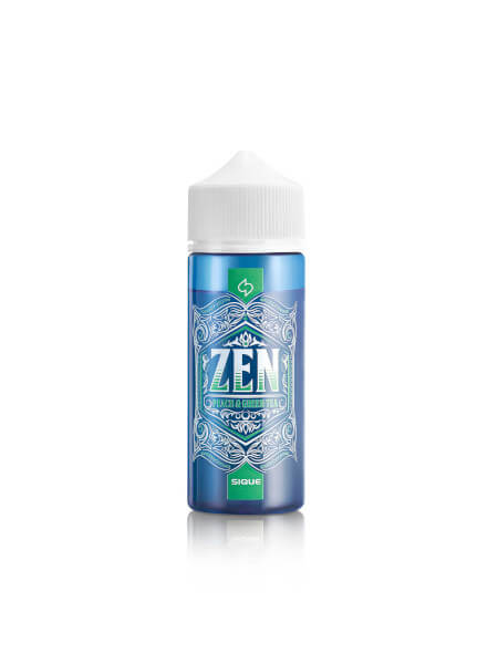 Sique Berlin E-Liquid ZEN 100ml 0mg