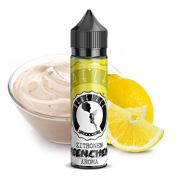 NEBELFEE Zitronen Feenchen Aroma 10ml Longfill