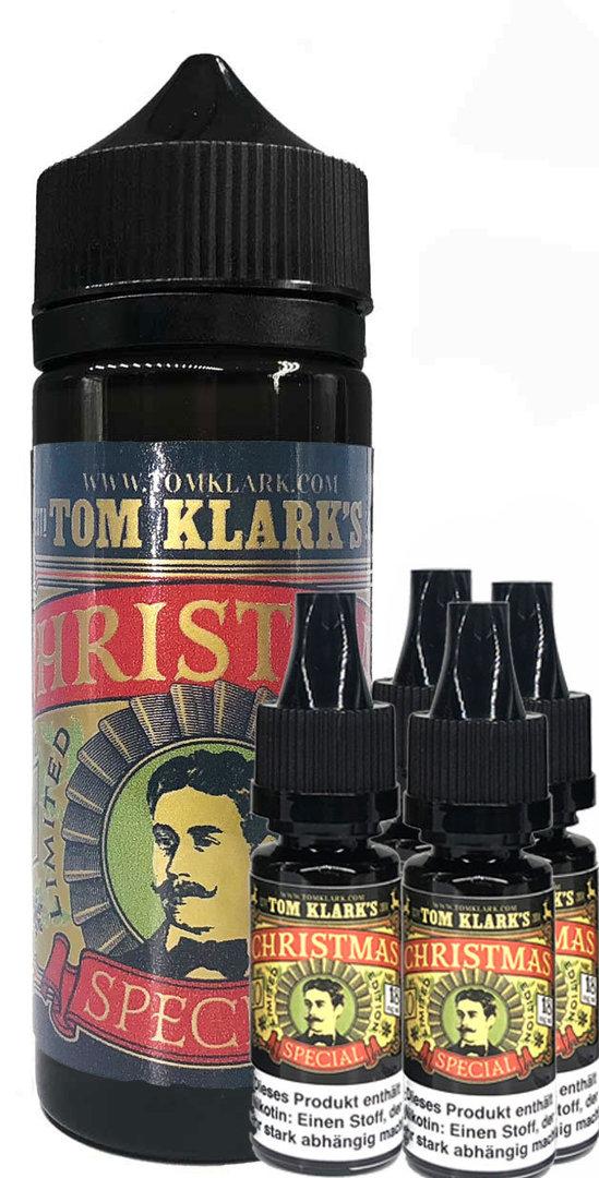 TOM KLARK CHRISTMAS Premium Liquid 120ml 6mg
