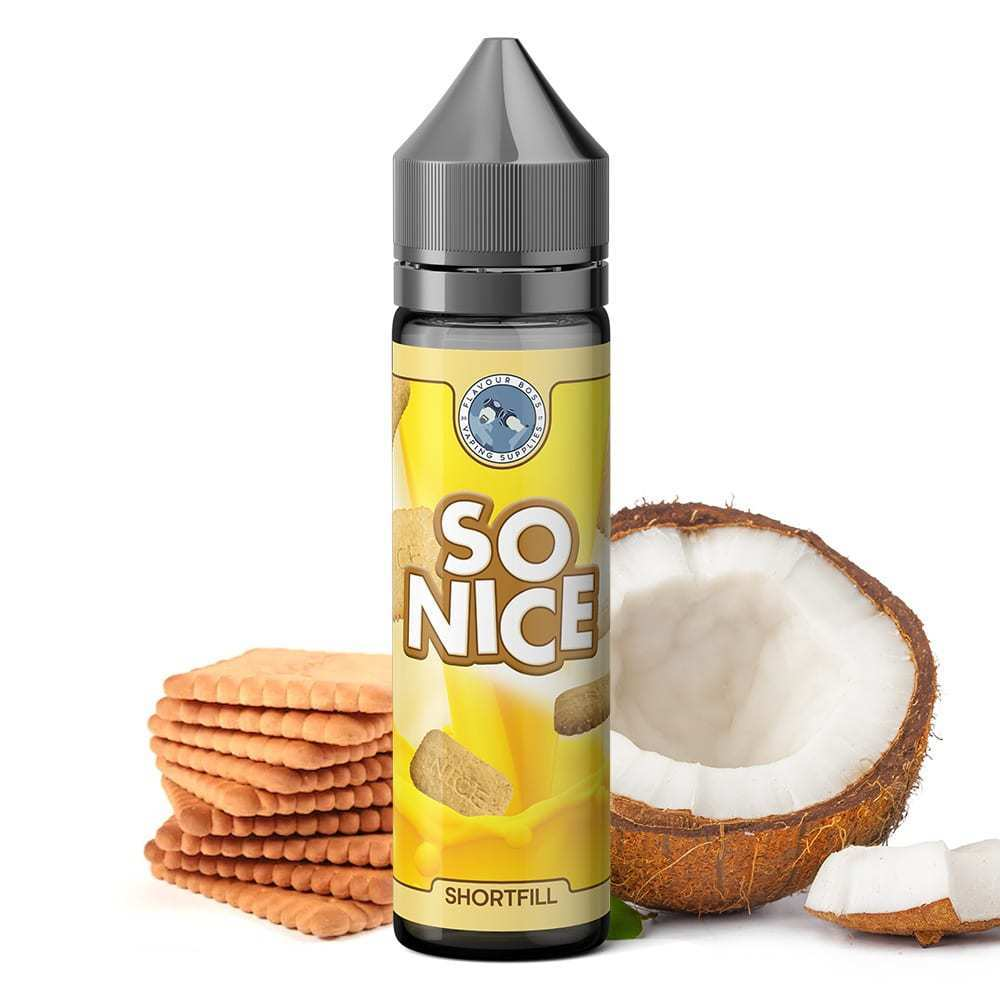 Flavour Boss So Nice Premium Liquid 50ml 0mg