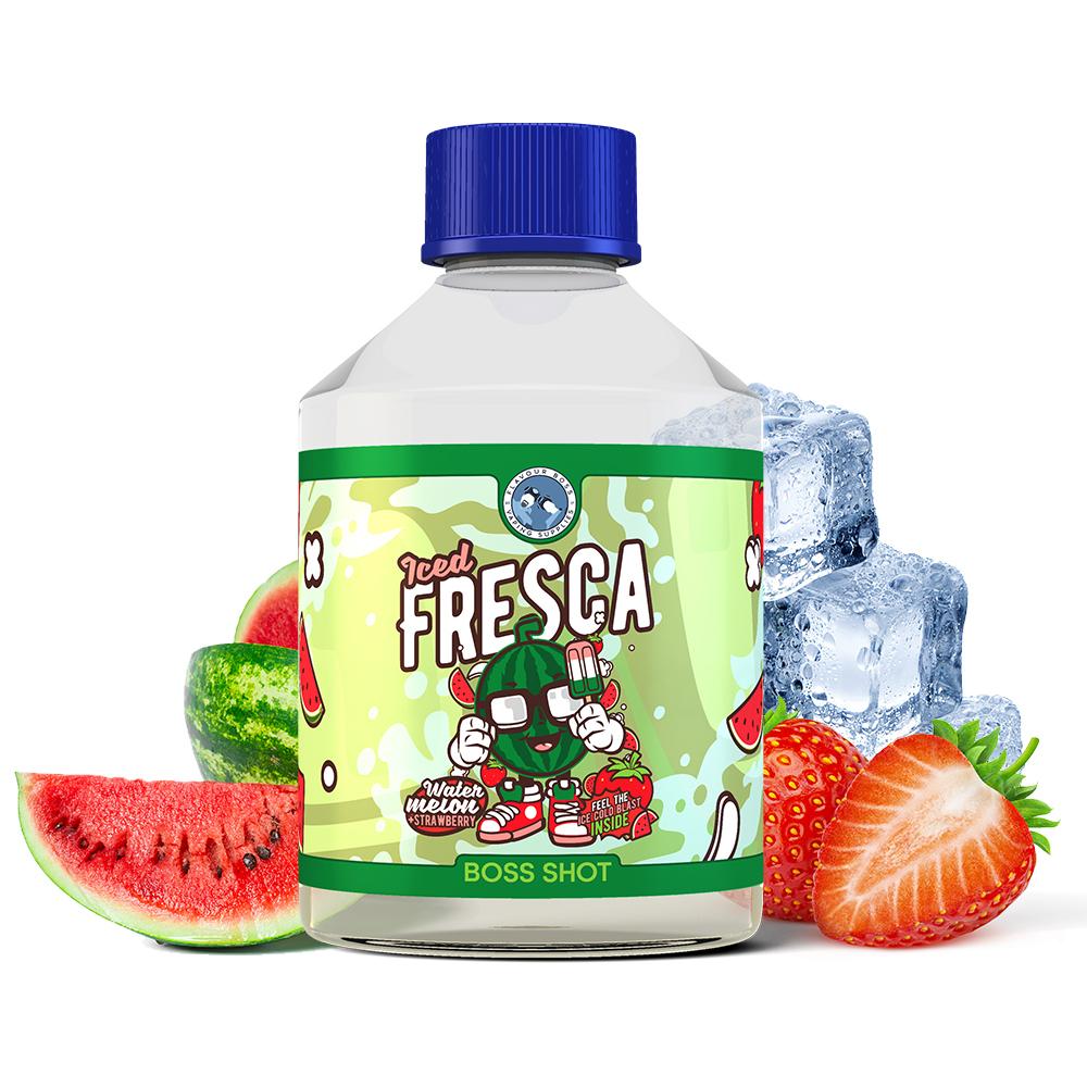 BOSS SHOT Iced Fresca by Flavour Boss 500ml