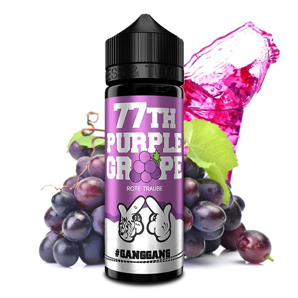 GANGANG 77th Purple Grape Aroma 20ml *wird ausgelistet*