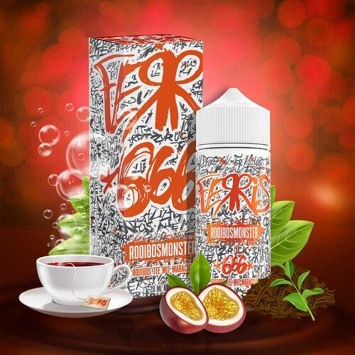 FERRIS 666 - Rooibosmonster Aroma 20ml Longfill