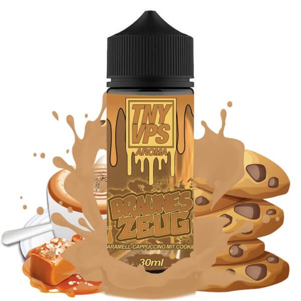 Tony Vapes Braunes Zeug Aroma 30ml