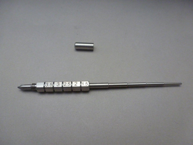 Microcoiler mit Schraubendreher (Wickelhilfe)