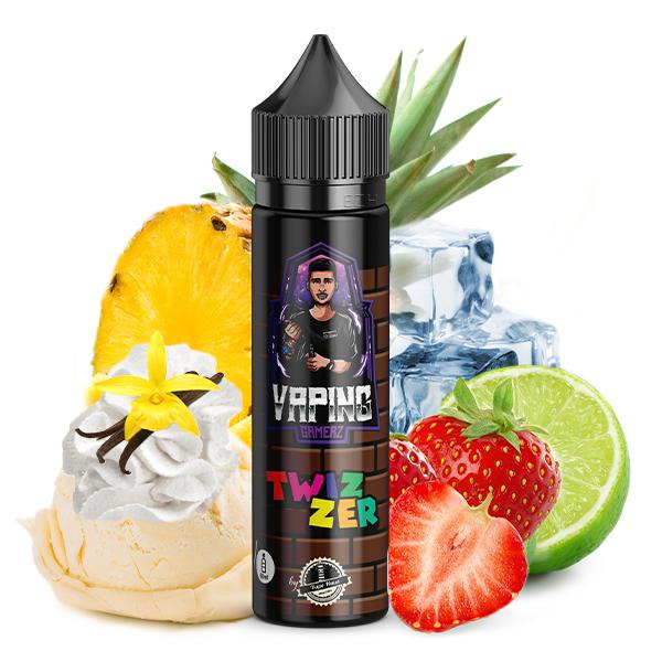 Vaping Gamerz Twizzer Aroma 15ml
