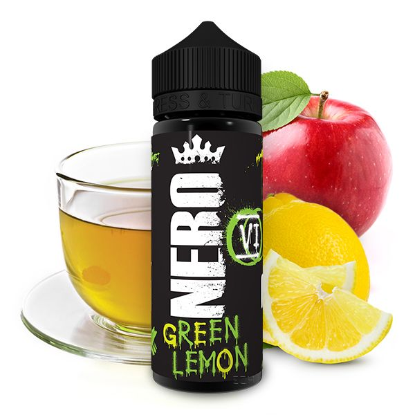 NERO Green Lemon Aroma 12ml