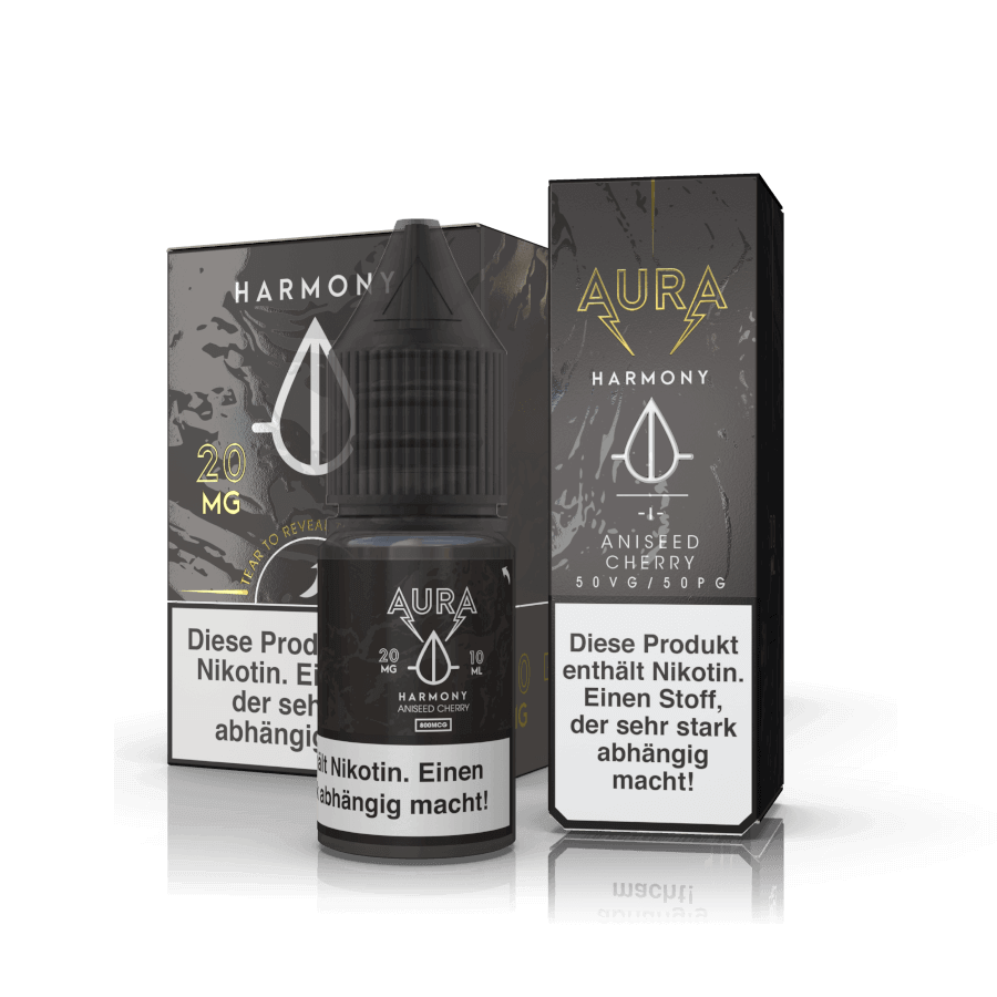 Aura Harmony Nikotinsalz Liquid 20mg 10ml
