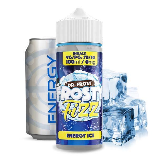 Dr. Frost Frosty Fizz Energy Ice Liquid 100ml
