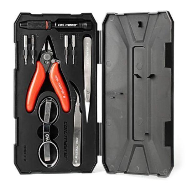 Coil Master DIY Kit Mini V2 Werkzeugset