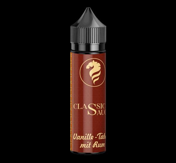 Classic Sauce Vanille Tabak mit Rum Aroma 20ml