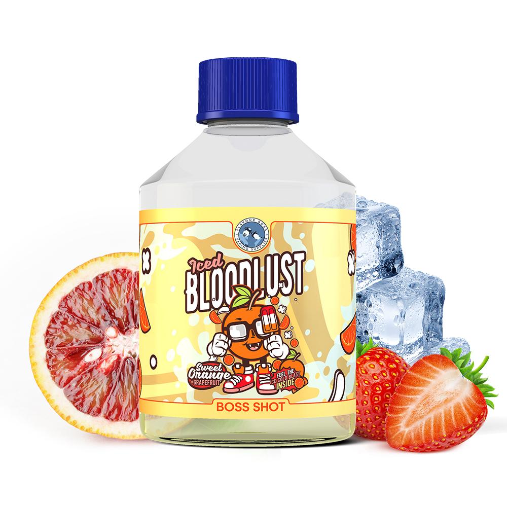 BOSS SHOT Iced BloodLust by Flavour Boss 500ml