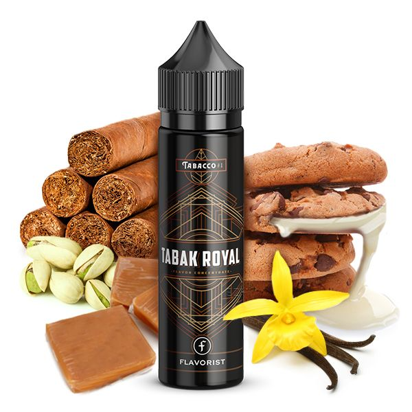Flavorist Tabak Royal 15ml Aroma
