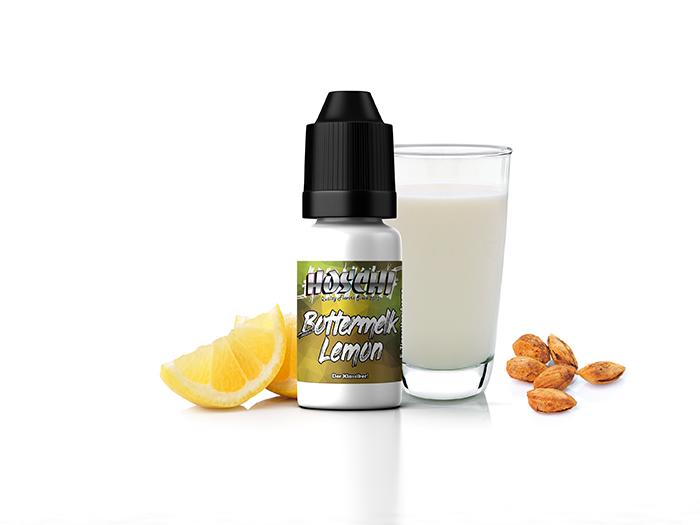 HOSCHI Bottermelk Lemon 10ml Aroma