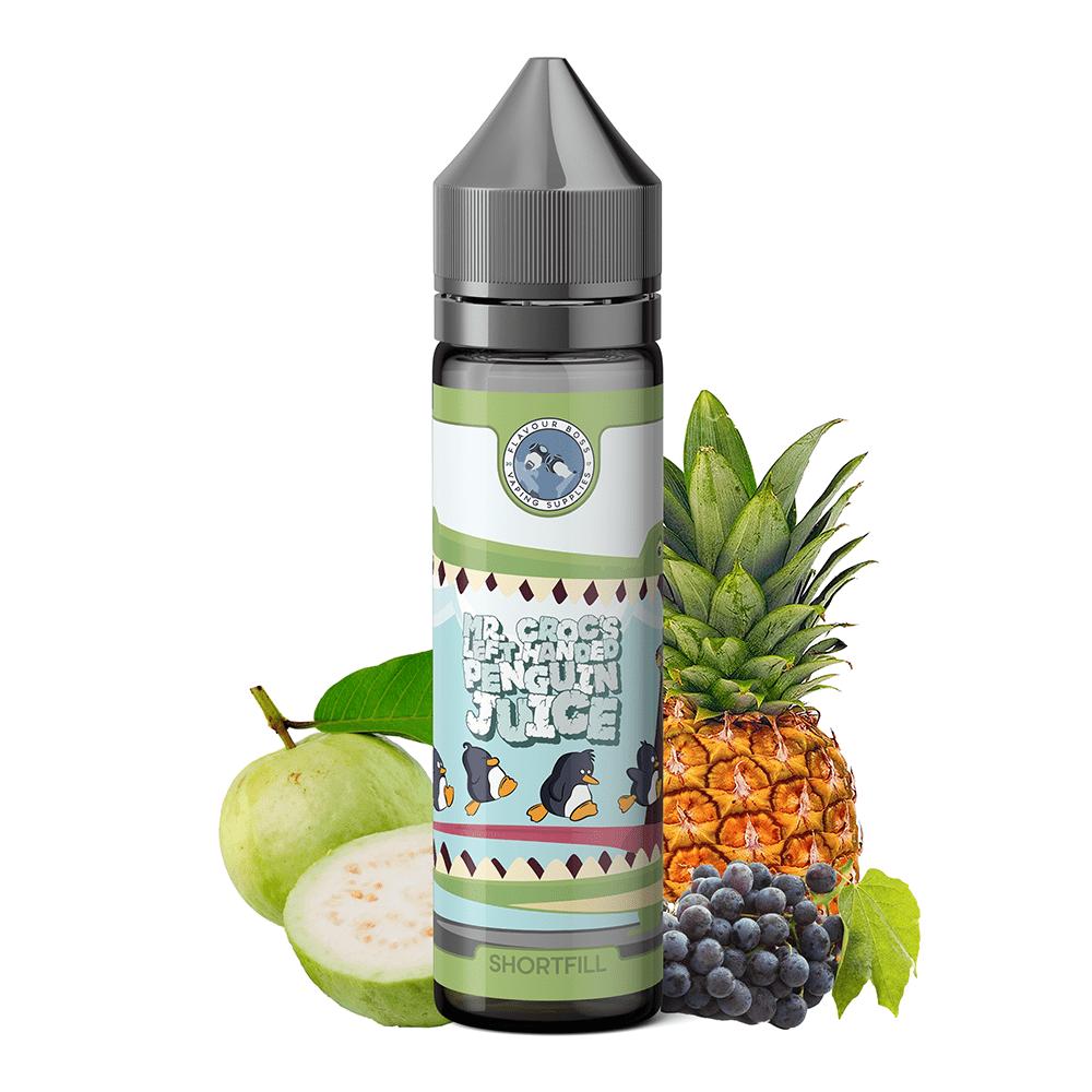 Flavour Boss Mr. Croc's Penguin Juice Premium Liquid 50ml