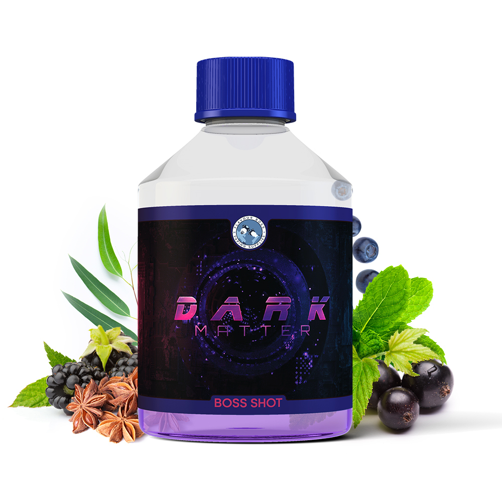 BOSS SHOT Dark Matter by Flavour Boss 250ml