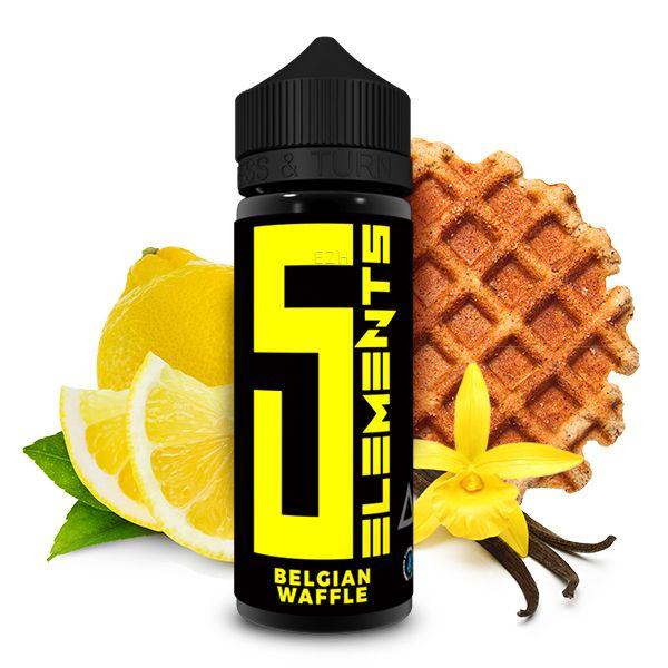 5 ELEMENTS Belgian Waffle Aroma 10ml