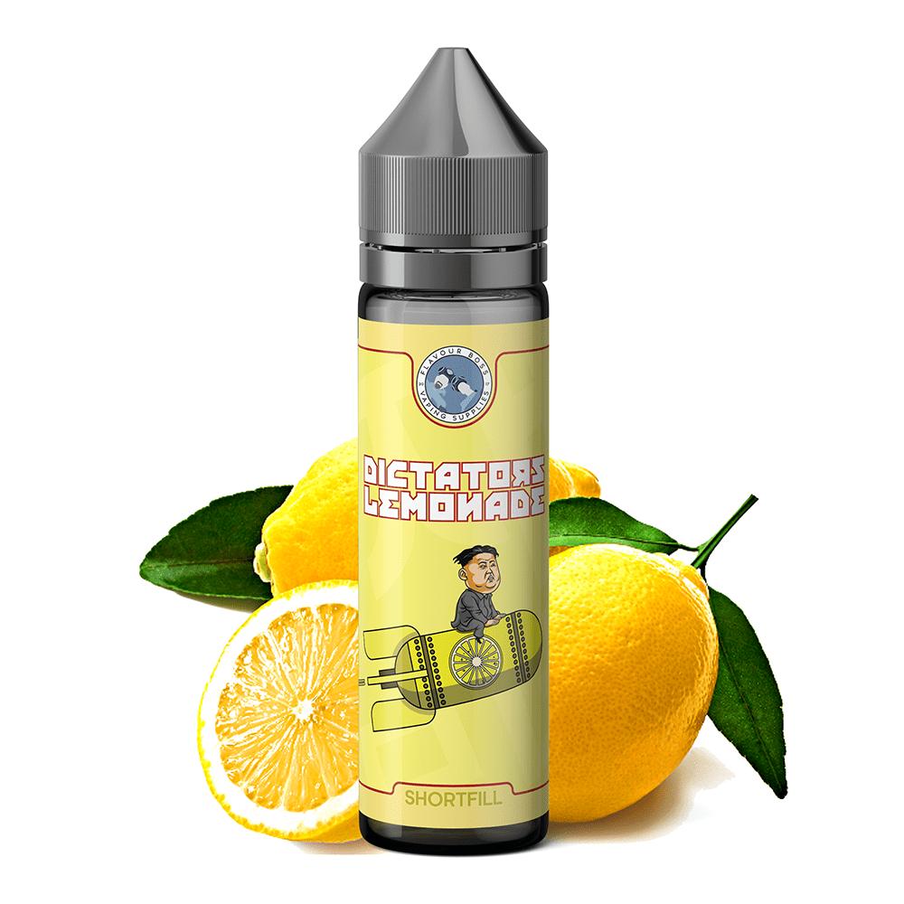 Flavour Boss Dictators Lemonade Premium Liquid 50ml