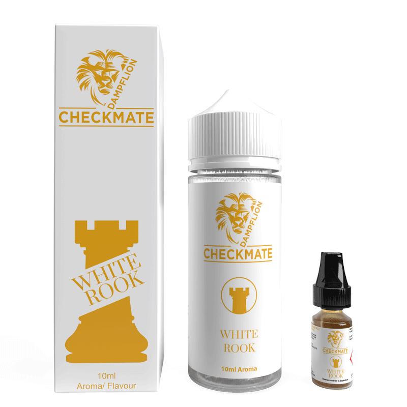 Dampflion Checkmate White Rook Aroma 10ml
