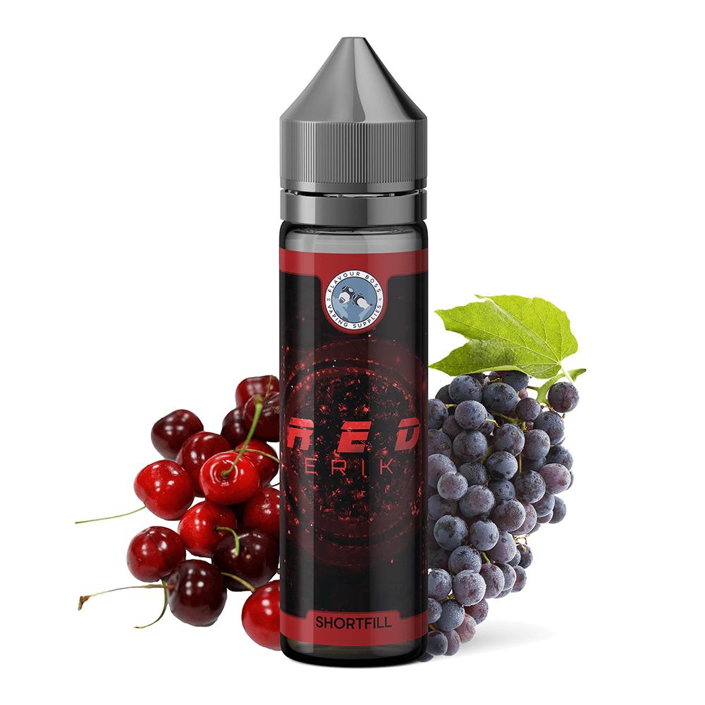 Flavour Boss Red Erik Premium Liquid 50ml