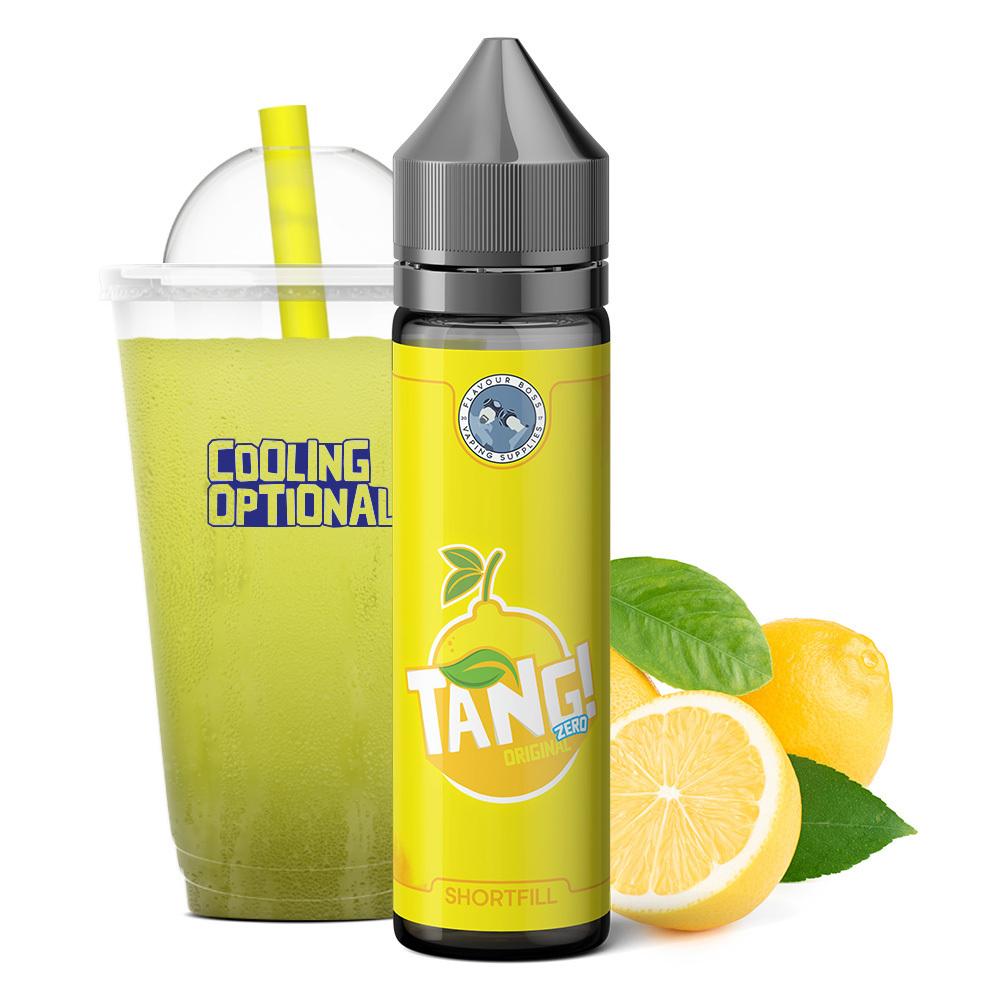 Flavour Boss Tang! Original ZERO Premium Liquid 50ml